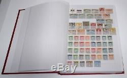 1000+ Middle East IRAQ KUWAIT Postage Stamp Collection Album Used Mint LH NH