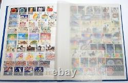 1400 Great Britain Stamp Collection Album UK Postage ENGLAND 1960-2002 USED
