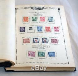 1500 USA Postage Collection All American Stamp Album United States Used