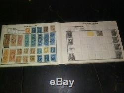 1911 Scott Imperial Stamp Album Great International Collection VG