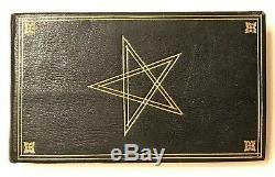 1943 WWII Soldier's Hand Written War Time Field Autograph Book / Stamp Album