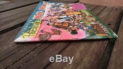 1970's VINTAGE MEXICAN WALT DISNEY PELICULANDIA 396 STAMPS ALBUM COMPLETE