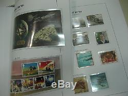 1971-2015 Stunning Commem Collection Fv Mnh £2290 Including 4 Davo Albums