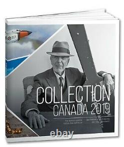 2019 Canada Souvenir Sheet Stamps Collection Album Brand New