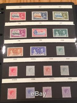 25 Album Postage Stamp Collection