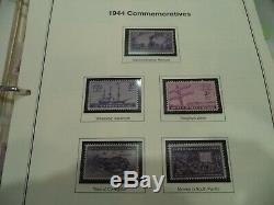 3 Album Binders American Heirloom Collection United States Stamps I & II III