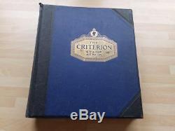 (3664) World Stamp Collection 3 Penny Blacks Onward In Centurion Album