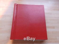 (3949) GB STAMP COLLECTION 1840-1979, PENNY BLACK etc IN SG SENATOR ALBUM