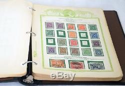400+ GERMANY Deutsches Reich Postage Stamps Collection on Pages Album Incomplete