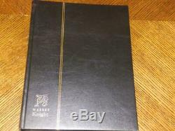 (4570) Commonwealth Stamp Collection M & U In Stock Album