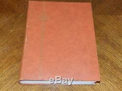 (4572) Commonwealth Stamp Collection M & U Early Onward In Large Stock Album