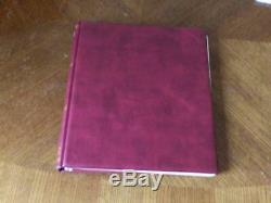 (4640) Commonwealth Stamp Collection M & U In Album