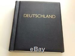 (4745) Germany & Berlin Collection 1960-1971 U/m & Used In Kabe Album