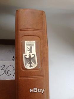 5 Album Ersttagsblatt Collection 1970-80 Germany Post Card with Stamp new