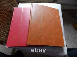 (5056) Commonwealth Collection Mint & Used In 2 Stock Albums