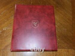 (5162) Isle Of Man Stamp Collection In Sg Album M & U To 1999 F. V £256