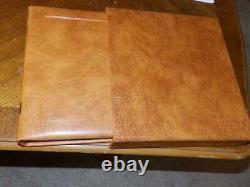 (5209) Alderney Collection 1983-1998 In Luxury Safe Hingeless Album + Slipcase