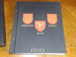 (5665) Mnh Jersey Collection 2004-2014 In Davo Album Face £650