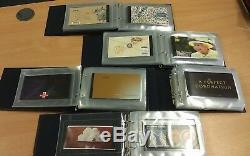 77 stamps Prestige booklets ZP1-DY24 Complete Collection albums Face value £845+