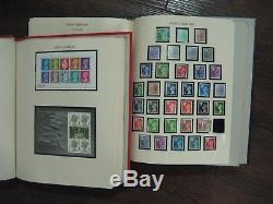 8 Albums 1971-2015 Commemorative Definitive Stamp Collection Mnh Fv £3500. +