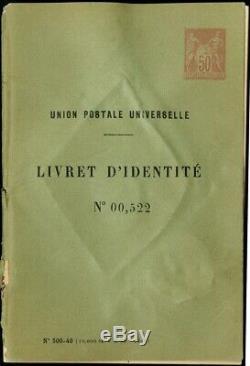 À VOS OFFRES! 64 FRANCE collection entiers postaux dt UPU type sage 5 albums