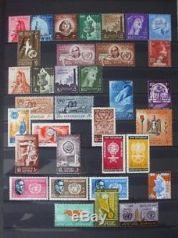 Ägypten Sammlung inkl. Besetzung Palästina Egypt Album Collection