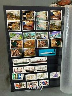 Album Collection British Stamps