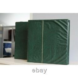 Album Et Boitier Leuchtturm, Pour Collection De Timbres Suisse 1992 À 2007