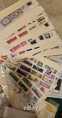American Heirloom Stamp Collection, Albums, Loose Stamps, Etc