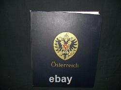 Austria 1957-1985 collection in hingeless album mainly fine used looks complete