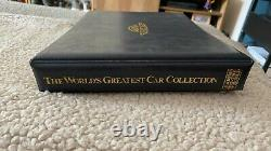 Auto 100 Stamp Collection Greatest Cars 288 Stamps + 8 Rare St. Vincent Stamps