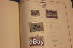Awesome US Stamp Collection mounted in a Scott National Album 1846 1975 stamps
