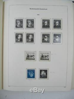 BRD Sammlung 1949-1996 im KaBe bi-collect Vordruckalbum #LT245