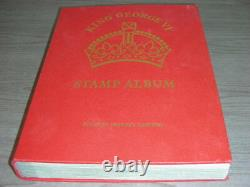BRITISH COLONIES, Superb Stamp Collection hinged in a King George VI album by SG