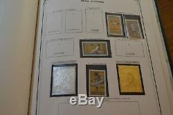 Bel album yvert collection COMORES COTE D'IVOIRE timbres neufs cote 770