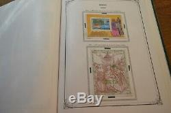 Bel album yvert collection CONGO DJIBOUTI timbres neufs cote 1000