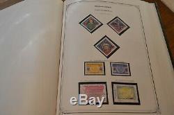 Bel album yvert collection MADAGASCAR HAUTE VOLTA MAURITANIE cote 750