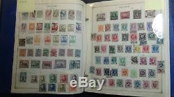 Belgium loaded stamp collection in Scott International album to 1983 or so