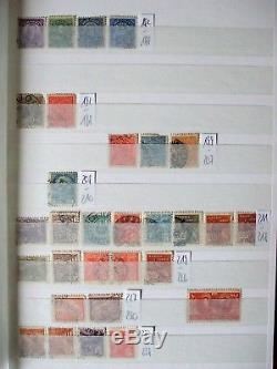 Brasilien Sammlung South America Brasil Album Collection 1300 different stamps