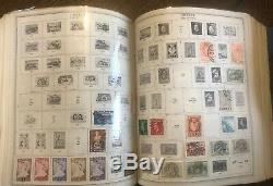 Bundle 3 Minkus Master Global Stamp Album Vintage Collection Loaded 1800-1970