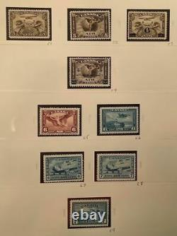 CANADA COLLECTION, Mint, 1851-2013, 8 SAFE Hingeless Albums, Scott $25,000.00+