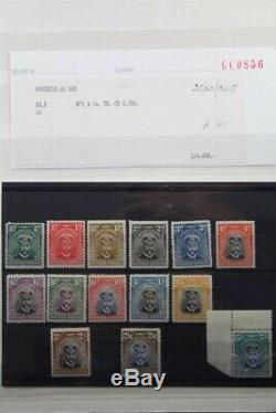 COMMONWEALTH Tresor Album Key INVESTMENT Items Pounds Victoria Stamp Collection
