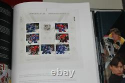 Canada Post Souvenir Collections 5 albums 2010 through 2014