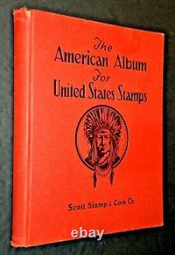 CatalinaStamps US Stamp Collection in Scott's Album, 1390 Stamps, #D433
