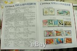 China Stamp 2014 Yearly Stamp Album Whole Year 30 sets of Stamps + 5 S/S MNH