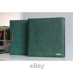 Collection Blocs Souvenirs Français 2012/2014, Album Et Boîtier Lindner