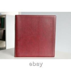 Collection De Timbres De France 1960-1969 Dans Un Album Lindner