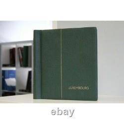 Collection De Timbres/ Du Luxembourg De 1945 À 1983, Album Leuchtturm