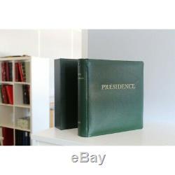 Collection De Timbres Neufs France 1963-1976 Album Cérès Présidence N°1