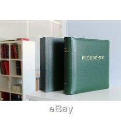 Collection De Timbres Neufs France 1977-1987 Album Cérès Présidence N°2